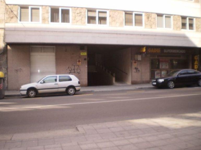 Garaje Posío