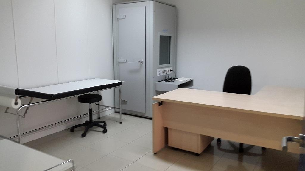 despacho clínica ourense