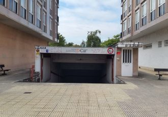 Garaje Manuel Murguía Zona Posío Ourense