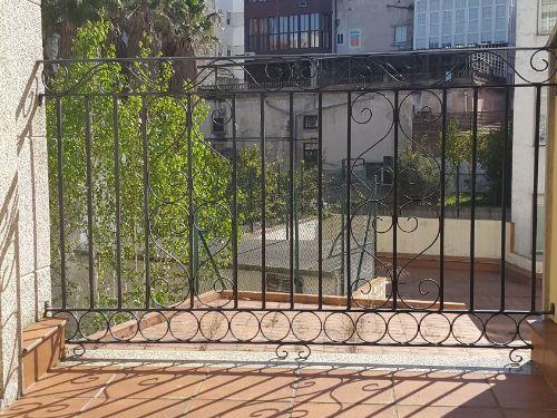Obra nueva centro Ourense. Piso con terraza centro Ourense